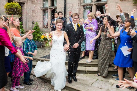 ellingham hall wedding