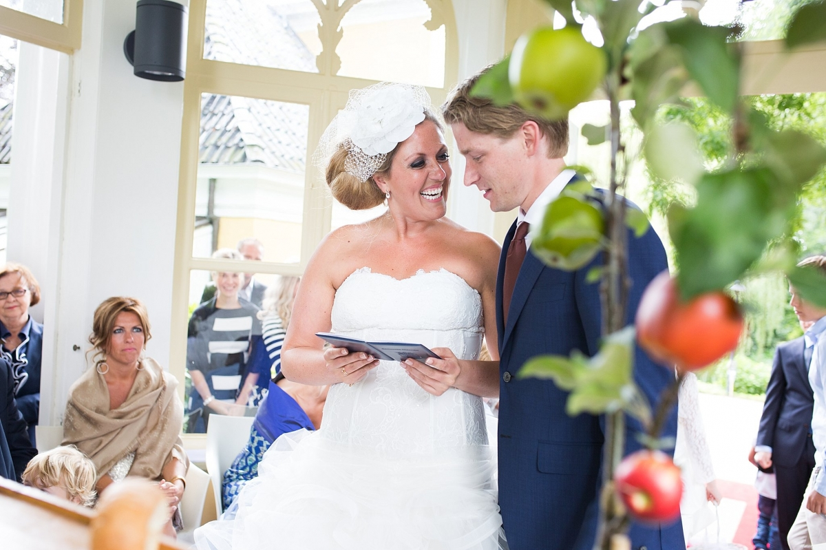A Dutch Wedding Experience: Dorien & EgbertJan's big day ...