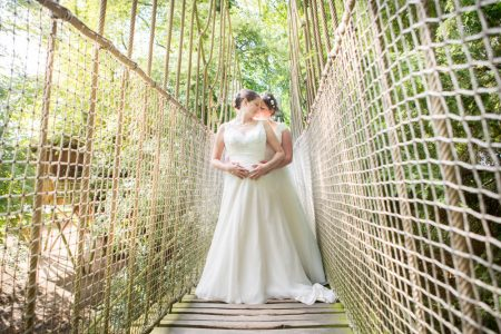 alnwick treehouse wedding