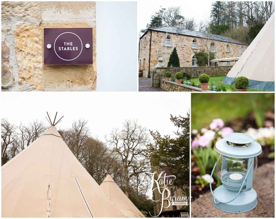 brinkburn priory wedding, ania and dan, katie byram photography, northumberland wedding venue, northumberland wedding photographer, lavender