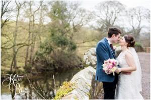 brinkburn priory wedding, ania and dan, katie byram photography, northumberland wedding venue, northumberland wedding photographer, lavender