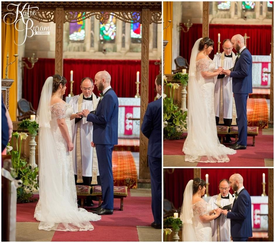 ellingham church, ellingham hall wedding, valley retro car, wildflower florist, northumberland wedding, northumberland wedding venue, katie byram photography, yap bridal,