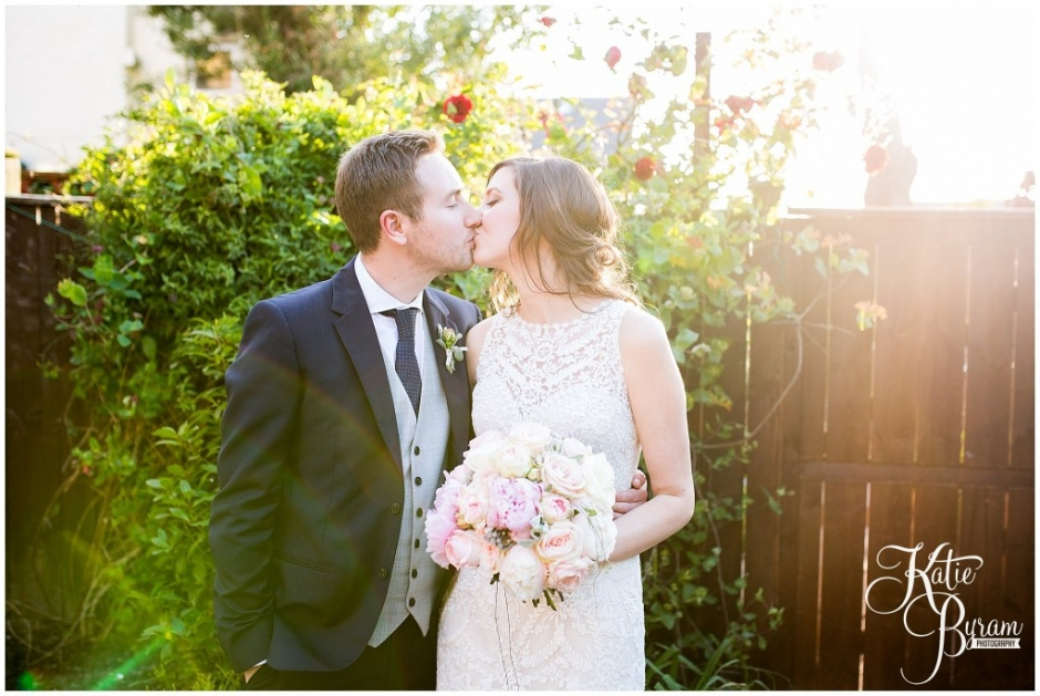 backyard wedding, bels flowers, katie byram photography, east boldon wedding,