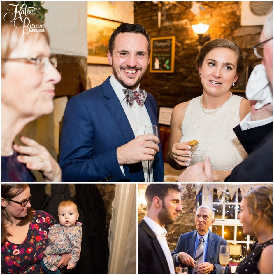 gosforth wedding, feathers inn, headiey on the hill, northumberland wedding, documentary wedding photographer, katie byram photography, newcastle upon tyne