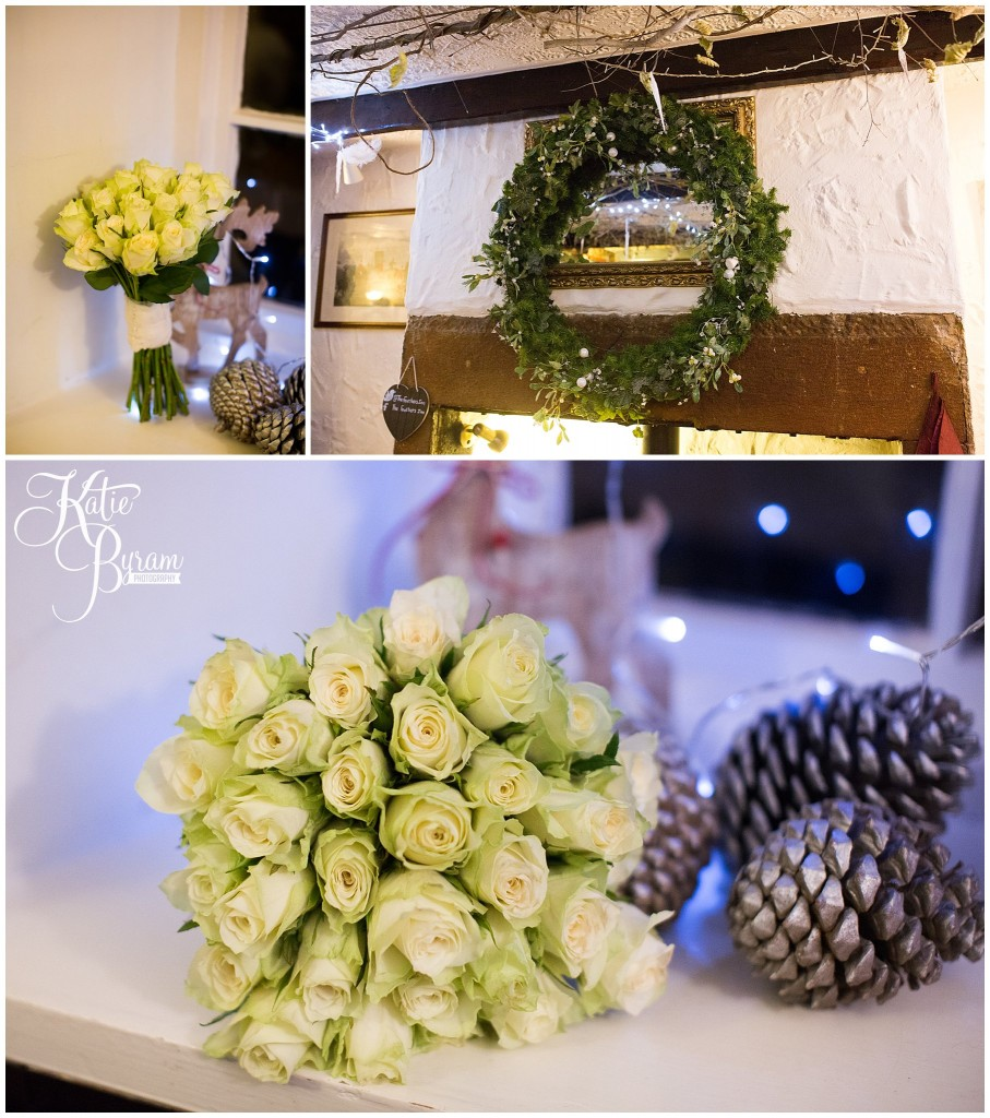 white roses, gosforth wedding, feathers inn, headiey on the hill, northumberland wedding, documentary wedding photographer, katie byram photography, newcastle upon tyne