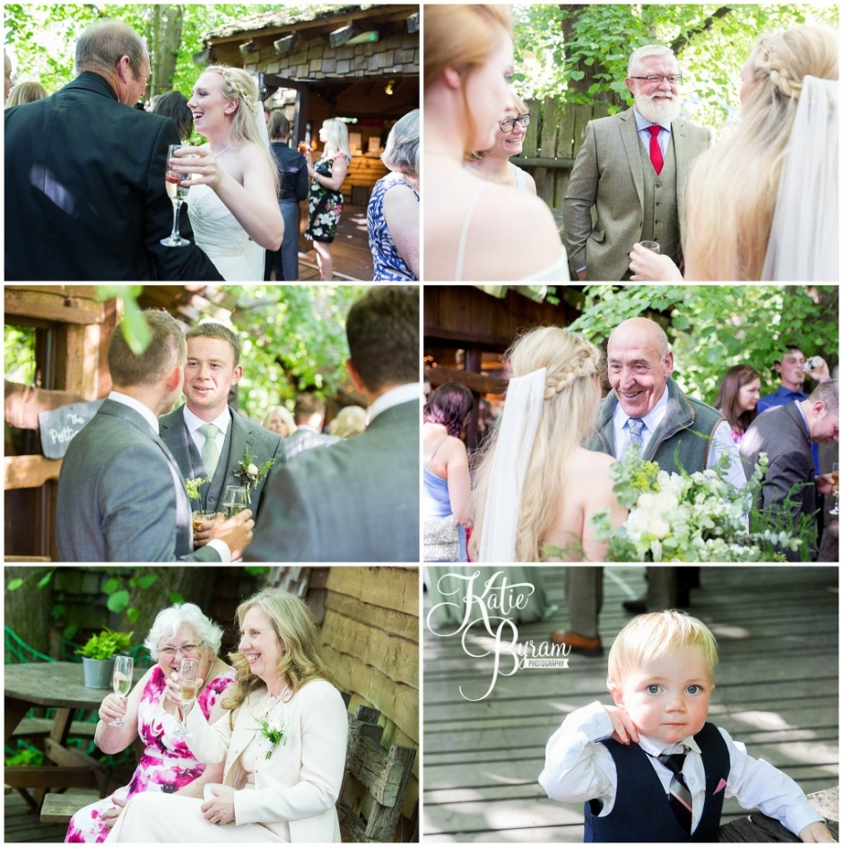 Newton Hall Wedding Venue Alnwick Northumberland: A Gorgeous Summer Evening: Lydia & Matt's Alnwick