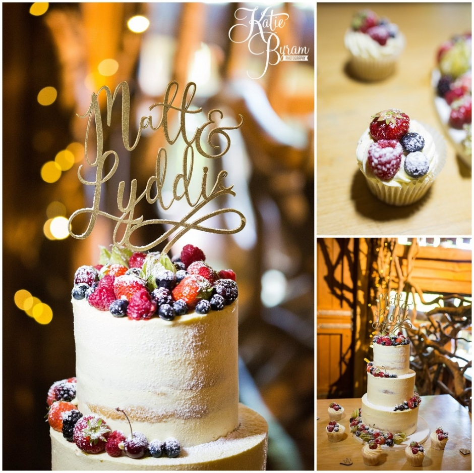 great british cupcakery, alnwick treehouse wedding, lydia and matt, katie byram photography, doxford hall, northumberland wedding, alnwick garden wedding, eliza blooms florist, katie byram photography, alnwick wedding venue, northumberland wedding venue
