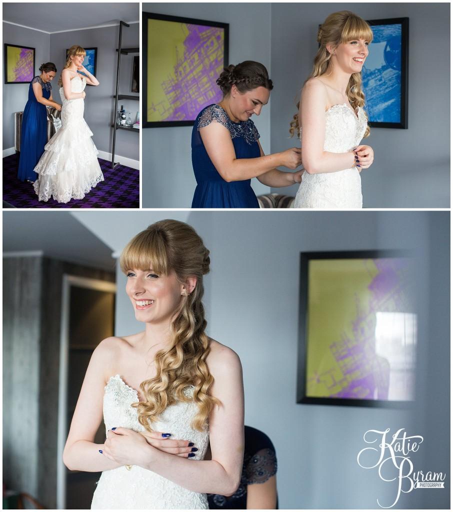 malmaison newcastle, centre for life wedding, planetarium wedding, newcastle city centre wedding, newcastle wedding venue, newcastle upon tyne, katie byram photography,