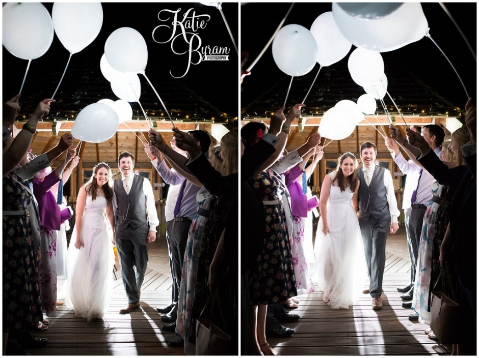 balloon send off, led balloon, light up balloon, alnwick treehouse wedding, woodland wedding, katie byram photography, cosmic flower shop, foliage bouquet, the plough alnwick, alnwick garden wedding, treehouse wedding photos, treehouse wedding, northumberland wedding venue, quirky wedding venue, after dark wedding, game of thrones wedding, game of thrones theme,
