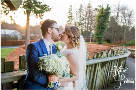 alnwick treehouse wedding, katie byram photography, northumberland wedding venue, northumberland wedding, winter wedding, alnwick garden wedding
