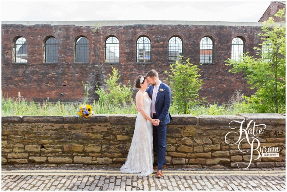 kelham island museum, sheffield wedding, sheffield wedding venue, industrial wedding, museum wedding, sheffield wedding photographer, katie byram photography, alternative wedding venue, yorkshire wedding venue, fat cat brewery, yorkshire themed wedding