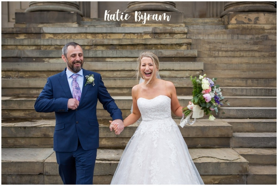 st georges hall wedding, katie byram photographer, liverpool wedding, sefton room, hope street wedding, bread and butter restaurant,